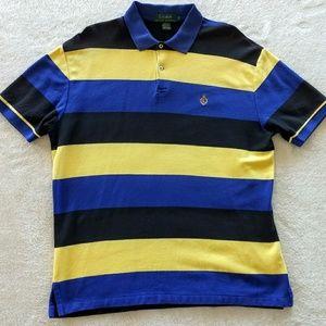 Lauren by Ralph Lauren striped polo casual shirt